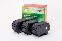 FP Farbbandkassette für optimail 30 - Blau 3er-Pack  Art_Nr:580034307100