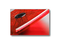 Wiegeteller rot-transparent  Art_Nr:580053308500